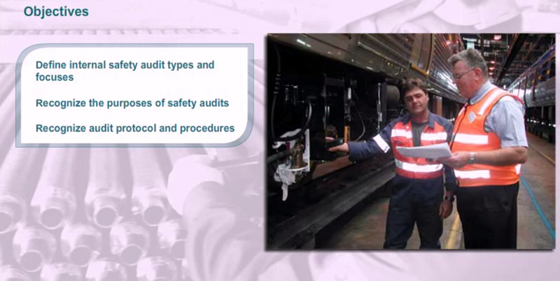 Performing Safety Audits - Canada Demo