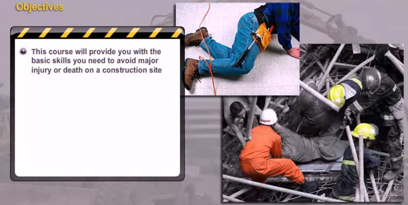 Construction Safety - Canada Demo
