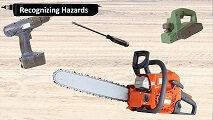 Hand and Power Tool Safety - Cal/OSHA Thumbnail