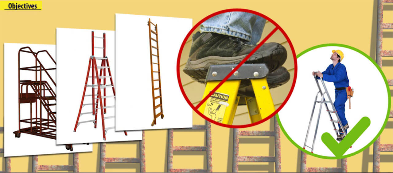 Ladder Safety - Cal/OSHA Thumbnail