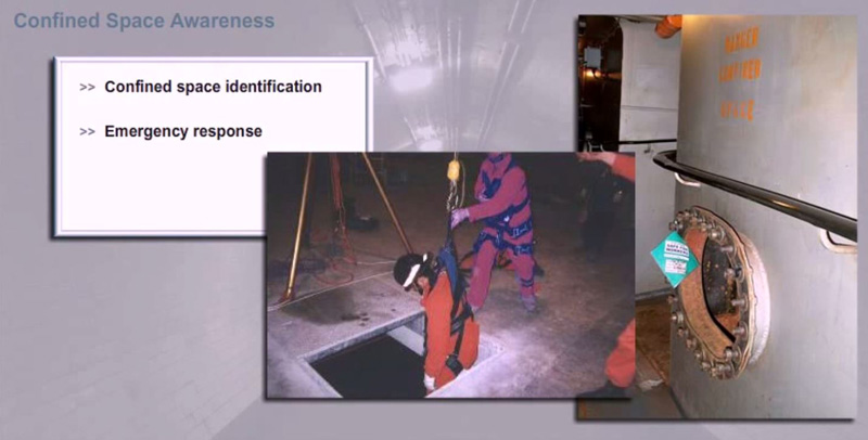 Confined Space Awareness - Canada Demo