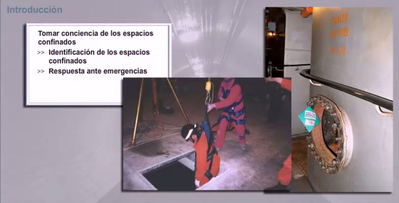 Confined Space Awareness - Spanish Thumbnail