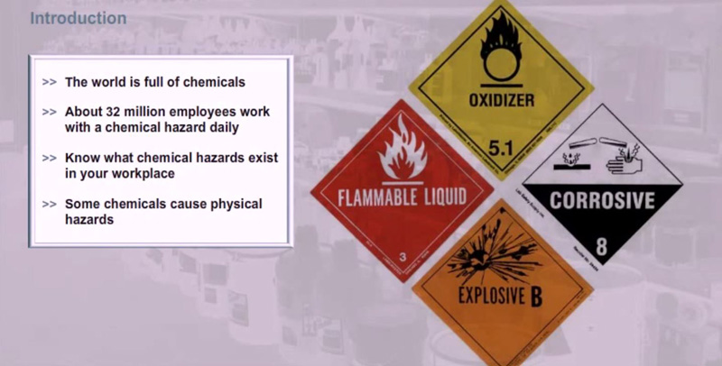 Chemical Safety - Canada Thumbnail
