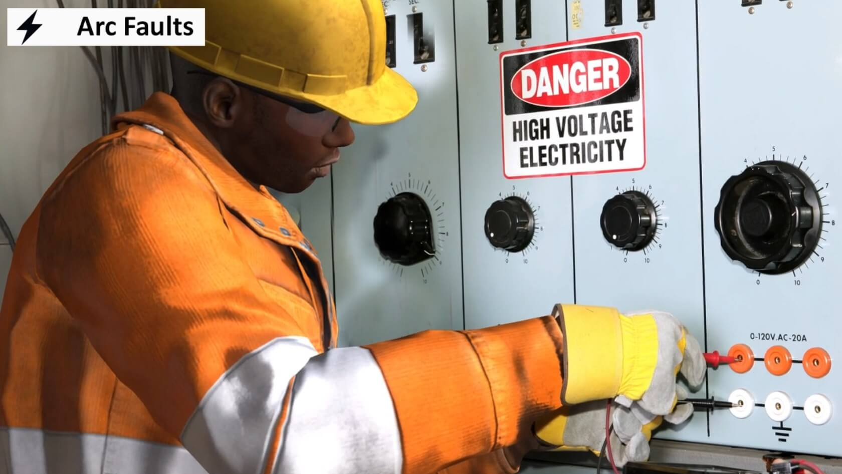 Electrical Safety - Arc Flash Demo