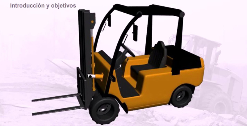 Forklift Operator Training - Safe Operations - Spanish Thumbnail