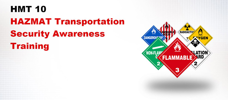 Hazmat 10: HAZMAT Transportation Security Awareness Thumbnail