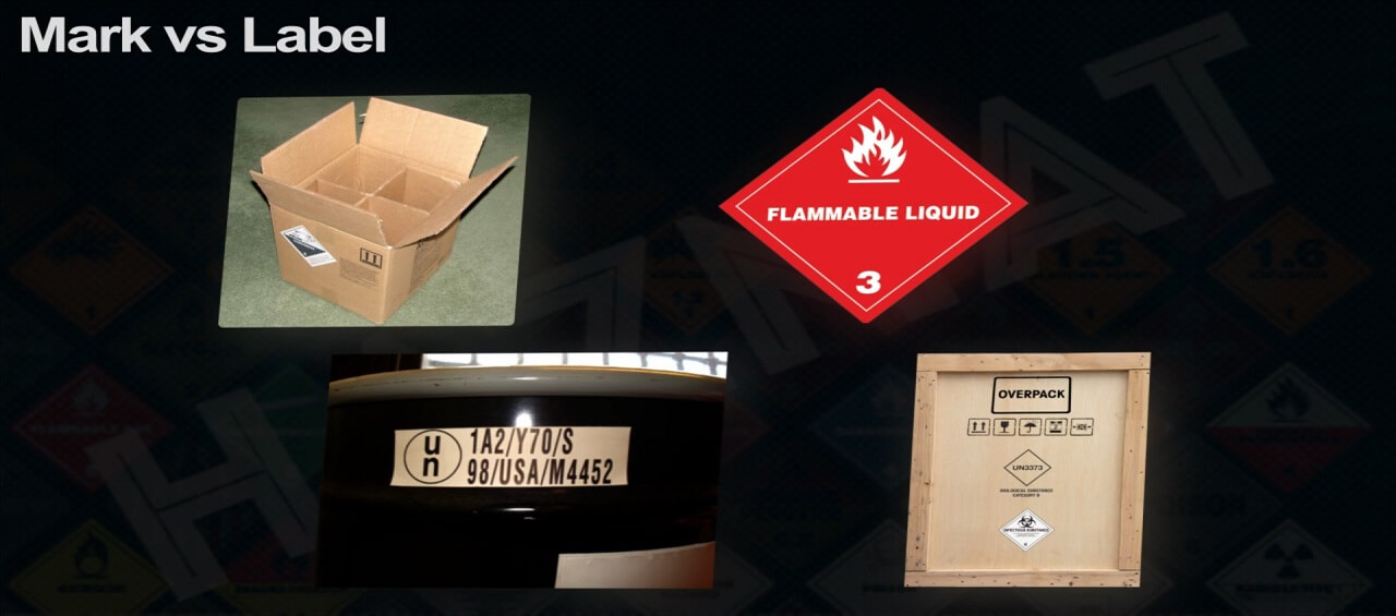 Hazmat 03: HAZMAT Marking and Labeling Thumbnail
