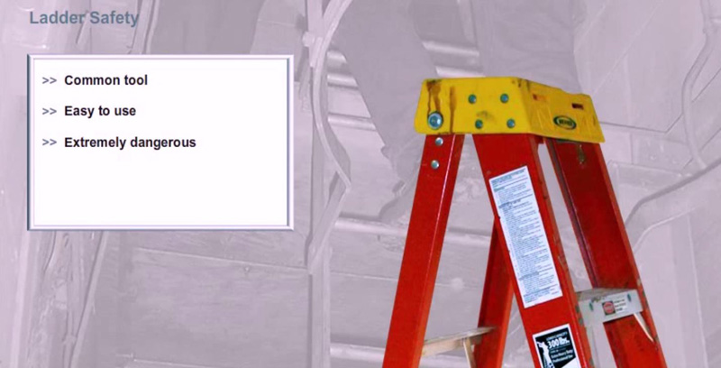 Ladder Safety - Canada Thumbnail