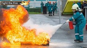 Portable Fire Extinguisher Techniques on Oil and Gas Sites Thumbnail
