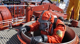 Confined Space and Engulfment Awareness for Oil and Gas Operations Thumbnail