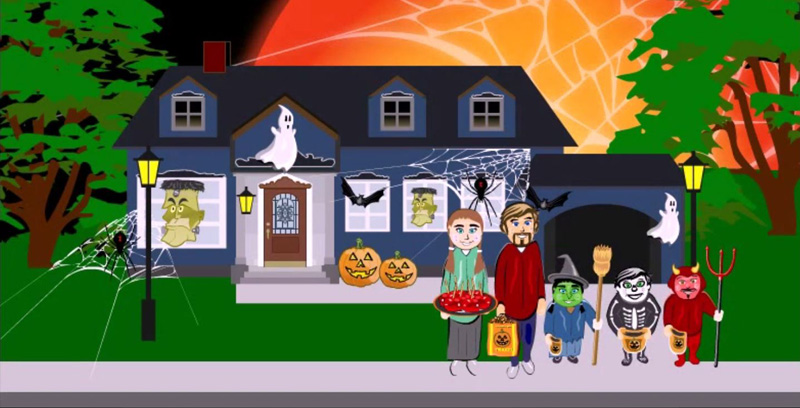 Halloween Safety Tips - Canada Demo