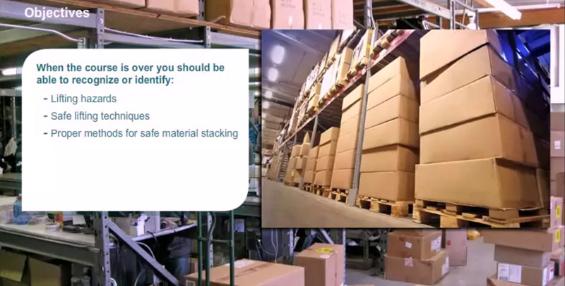 Warehouse Safety - Canada Thumbnail