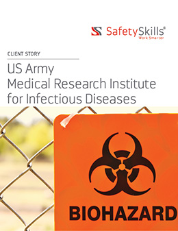 U.S. Army Medical Research Institute for Infectious Disease