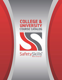 Online Safety Training Catalog for Colleges and Universities