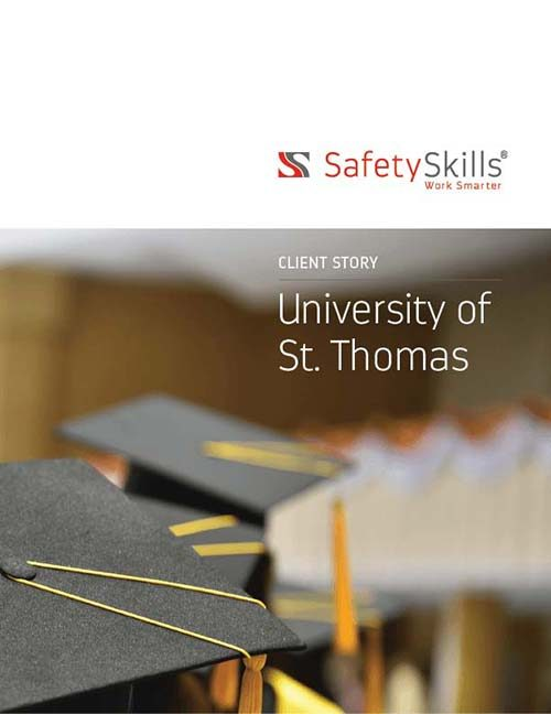 University of St. Thomas Client Story