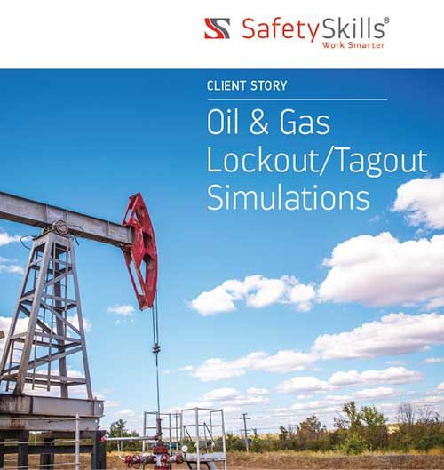 Client Story: Oil and Gas Lockout/Tagout Simulations