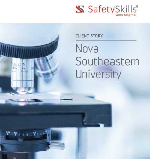 Client Story Nova Southeastern University