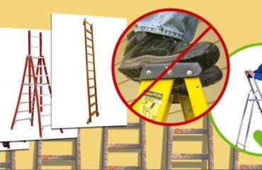 walking surfaces ladder safety