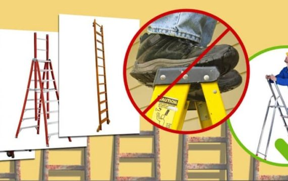 walking surfaces ladder safety