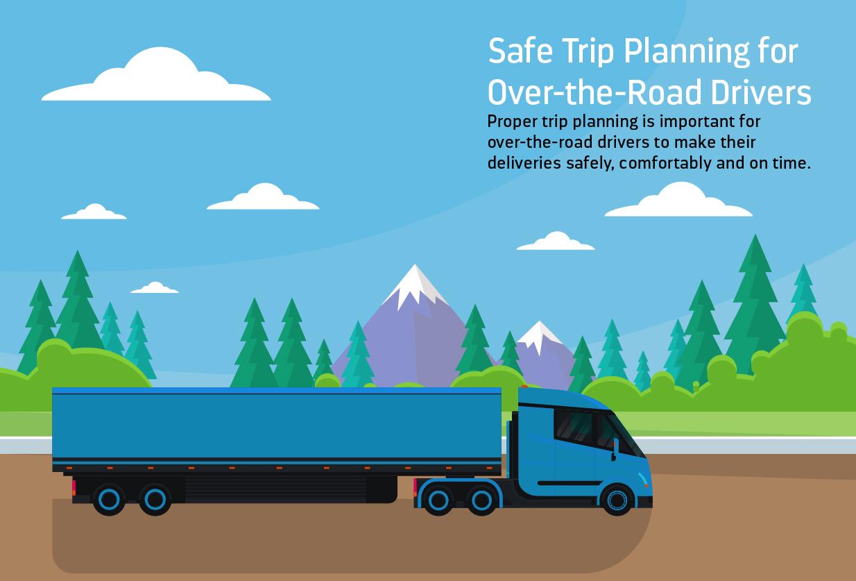 Safe Trip Planning