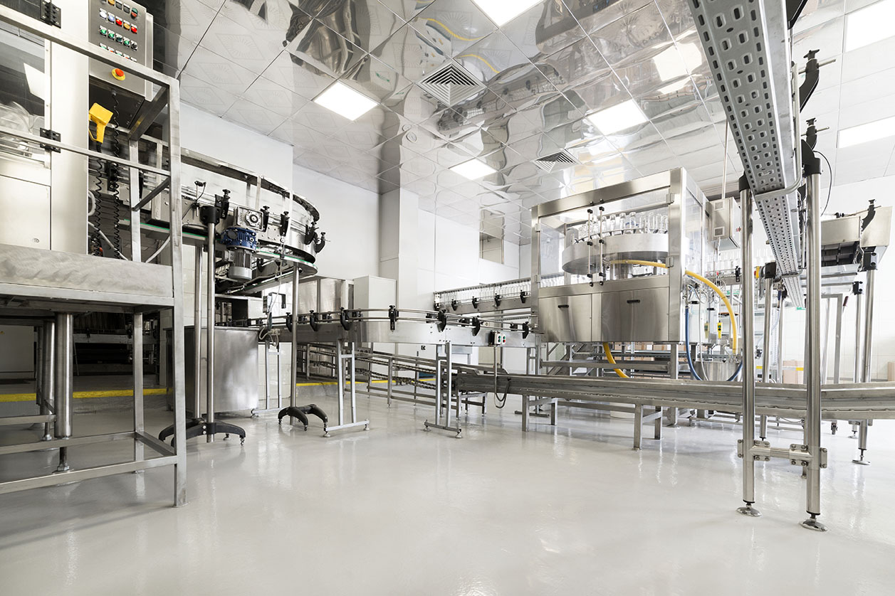 cleaning and sanitizing in food manufacturing
