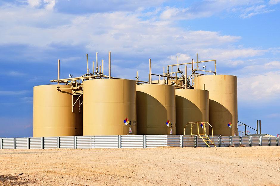 Oil Tank Spill Prevention