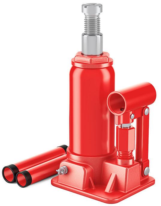 Hydraulic-Powered Tool