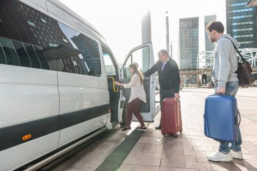 Passenger Van Precautions