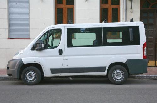 Passenger Van Tire Maintenance
