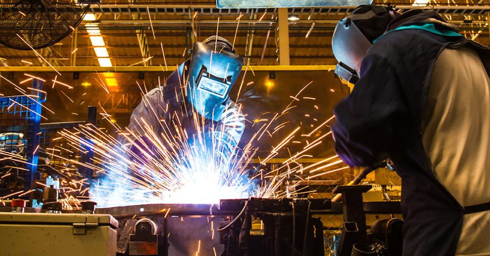 Hot Work Welder