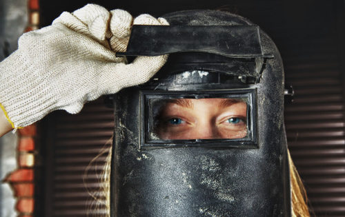 Hot Work PPE