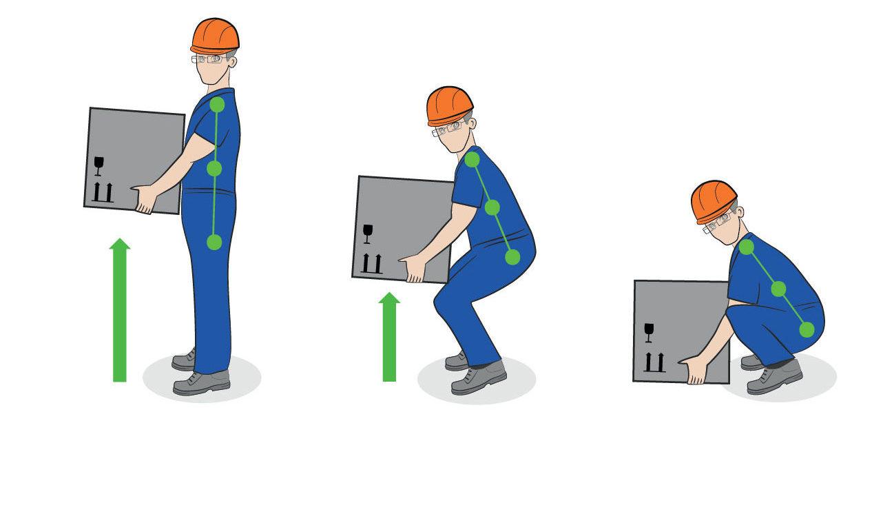 Proper Lifting Technique - SafetySkills