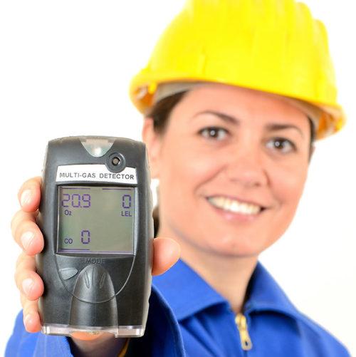 Hydrogen Sulfide Detector