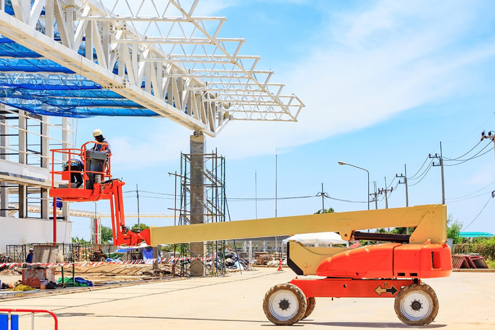 ANSI's A92.2-2018 aerial lift regulation