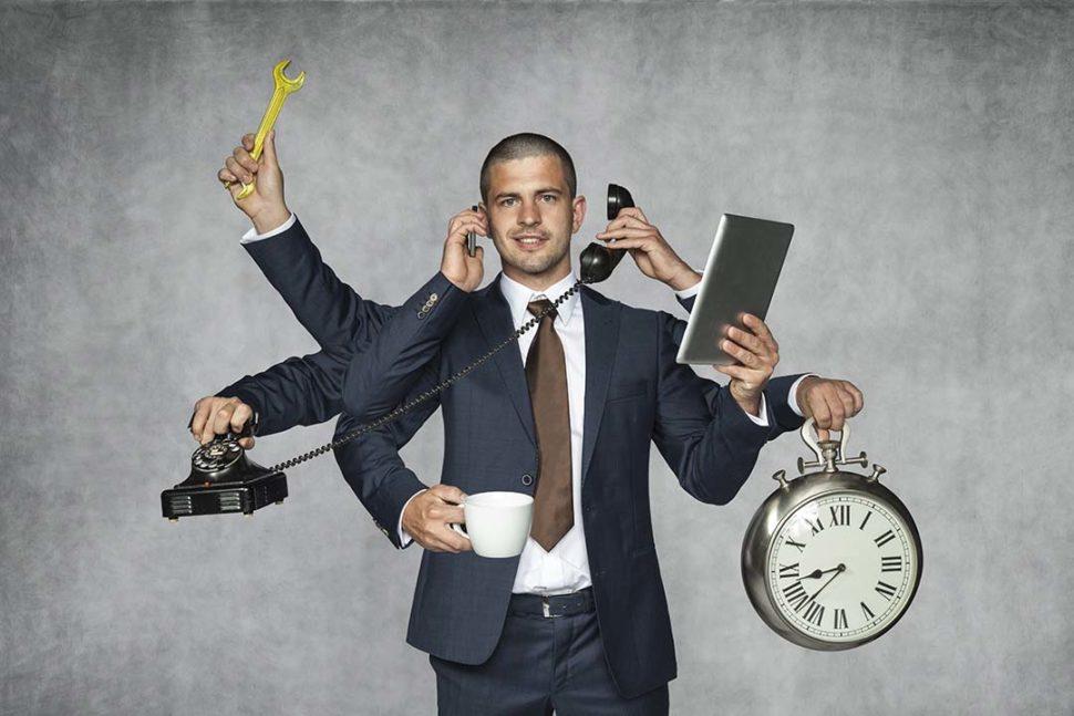 Time management illusion